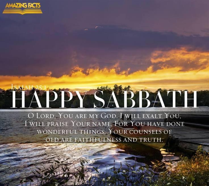 Sabbath 3-24