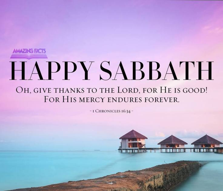 sabbath 3-31