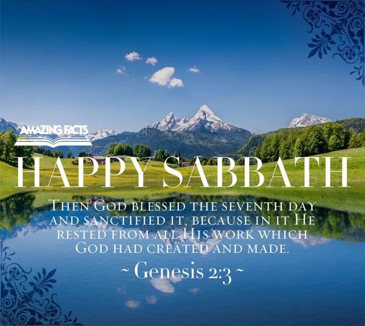 sabbath 4-28-17