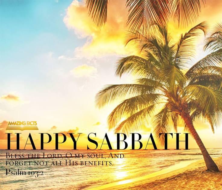 sabbath 5-19-17