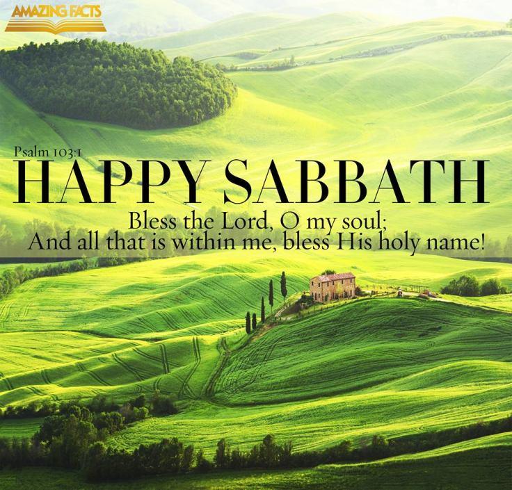 sabbath 5-26-17