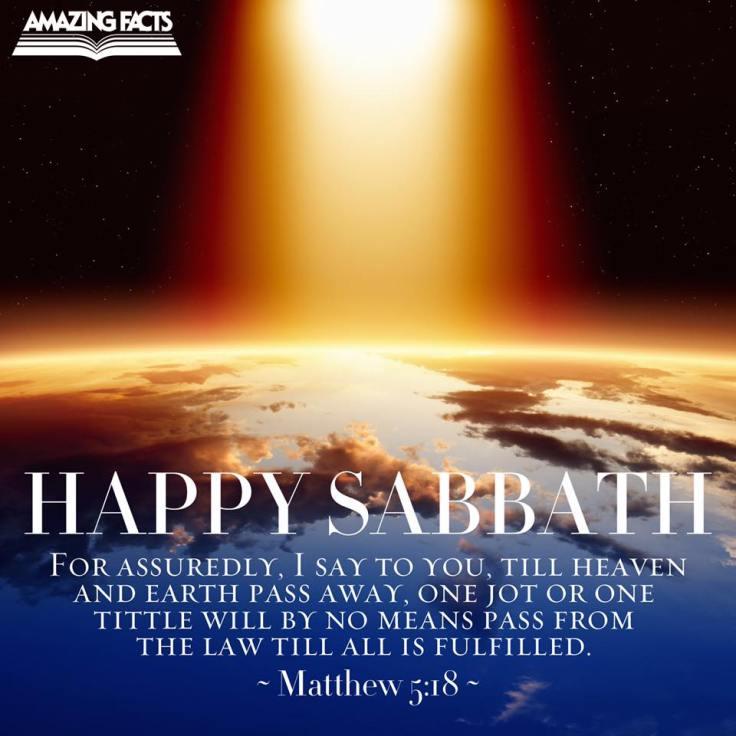 sabbath 6-2-2017
