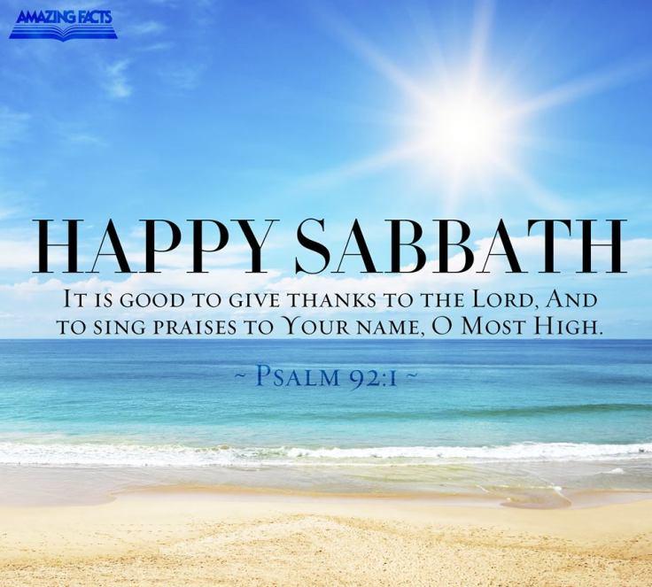 sabbath 6-24-17