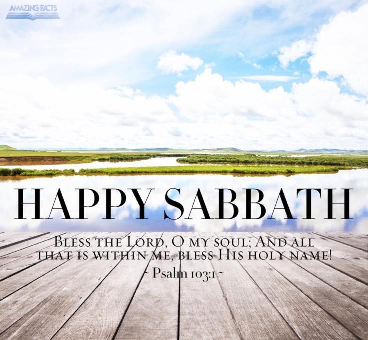 sabbath -7-7-2017